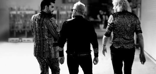 Budete s námi cestovat po celém světě, láká Brian May na nové album kapely Queen s Adamem Lambertem