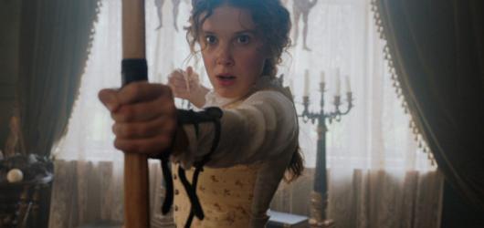 Sestra Sherlocka Enola Holmesová představila oficiální trailer. Premiéru uvede na konci září Netflix