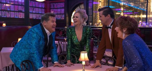 Hvězdně obsazená adaptace broadwayského hitu The Prom míří na Netflix