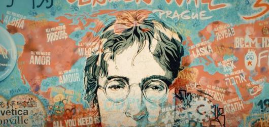 Ondřej Gregor Brzobohatý o slavném 'Broukovi'. Připomeňte si nedávné výročí smrti Johna Lennona