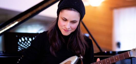 Jazz Dock o prázdninách přivítá Lenku Dusilovou, Davida Kollera i Anetu Langerovou