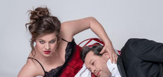 Kriminální drama o lásce a postavení žen z devatenáctého století bude mít premiéru ve Švandově divadle