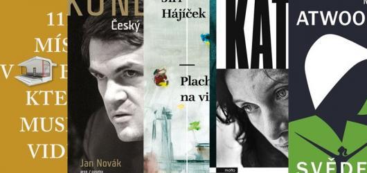 Pokračování Příběhu služebnice i literární biografie Milana Kundery. Přinášíme červnové knižní novinky