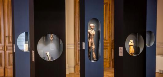 Jedinečná výstava Národního muzea zavádí návštěvníky do starověkého Egypta