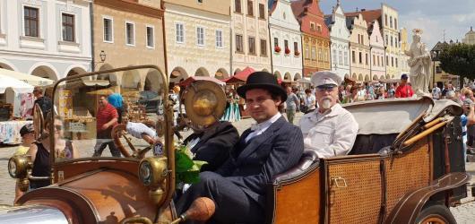 Kulturní jaro na Vysočině: veteráni, lesní maraton či interaktivní výstava