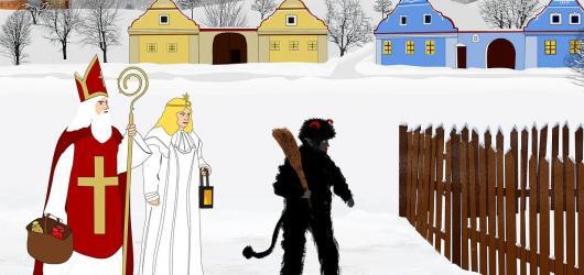 Mikuláš v teple domova i na pekelné stezce. Máme pro vás tipy na mikulášské akce v Praze