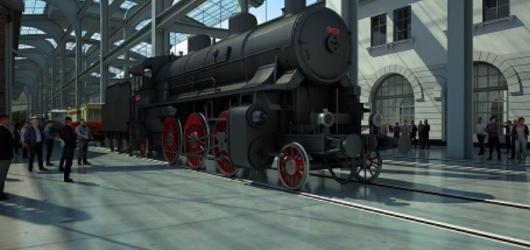 Muzeum železnice a elektrotechniky se v Praze otevře v roce 2028