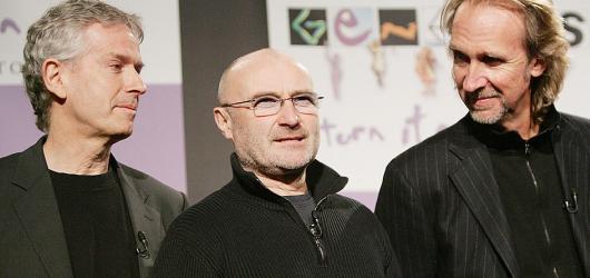 Poprocková legenda 70. let Genesis se vrací na pódia i s Philem Collinsem