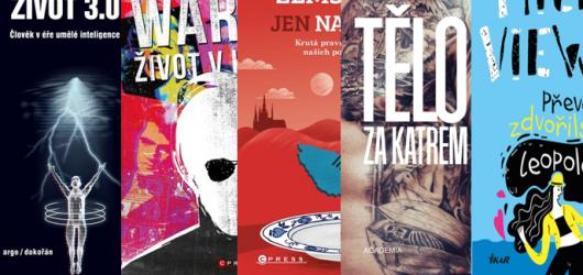 Nový román Michala Viewegha i komiksový životopis Andy Warhola. Přinášíme dubnové knižní novinky