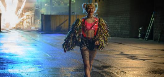 Birds of Prey (Podivuhodná proměna Harley Quinn): Vizuálně zajímavý snímek postrádal akci a vtip