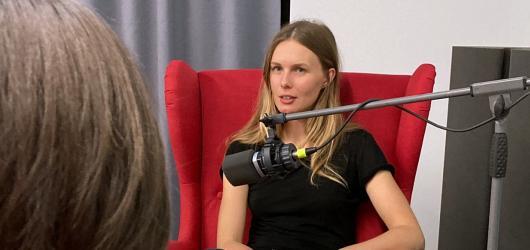 Proudcast s Gretou Stocklassa: Během natáčení zbourali až 200 domů. Překvapila mě symbióza mezi dolem a obyvateli Kiruny