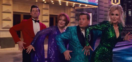 The Prom, ostrůvky živého umění v ulicích a nový McCartney. Přinášíme kulturní tipy na týden od 7. do 13. prosince