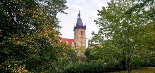 Novoměstská radnice v Praze se otevírá v pondělí, zpřístupní vyhlídku i Café Neustadt