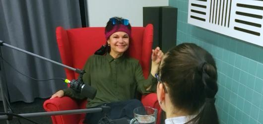 Proudcast se Simonou Postlerovou: Gilmorova děvčata jsou mojí srdeční záležitostí. S Lauren Graham bych se jednou ráda potkala