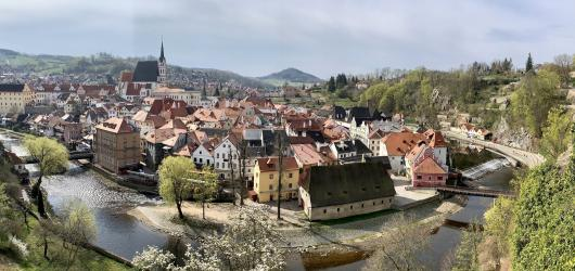 Takhle jste Český Krumlov ještě neviděli. Užijte si jedinečnou atmosféru města bez turistů