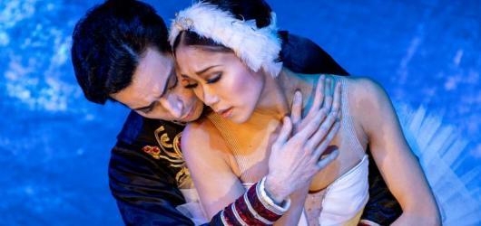 Tanec z Nebezpečných známostí i Labutího jezera virtuálně nabídne ostravská baletní hostina