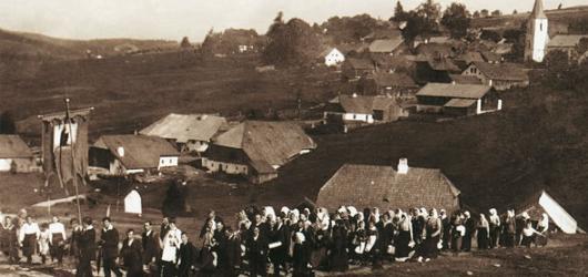 Zmizelá Šumava vás v mžiku přenese do osudů jejích obyvatel i historie dávno zapomenutých míst