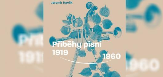 SOUTĚŽ: Příběhy písní. Vyhrajte první díl publikace mapující československou hudbu