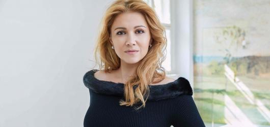 Operní pěvkyně Kateřina Kněžíková: Není větší odměna než zpívat Rusalku v zámeckém parku v Litni