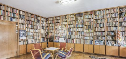 Zlínská vila cestovatele Miroslava Zikmunda se otevře veřejnosti