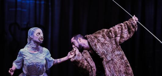 Divadlo živě u vás: ČT art uvede představení Panoptikum Lenky Vagnerové