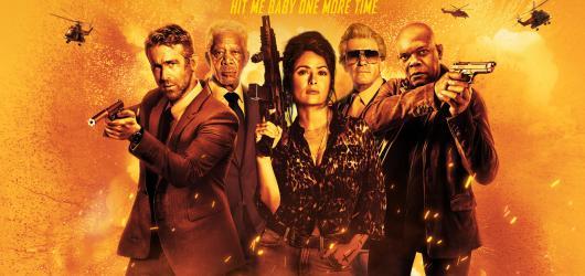 Zabijákova žena a bodyguard přináší pokračování příběhu Michaela Bryce a s ním jeho černý a trapný humor (recenze)
