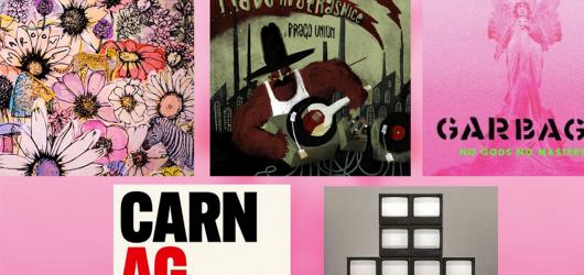 Nová alba v červnu: Maroon 5, Nick Cave, Midi Lidi i Garbage