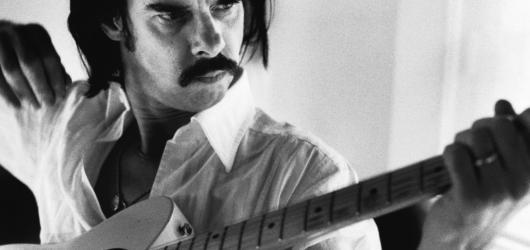Na pražský festival Metronome zamíří Nick Cave