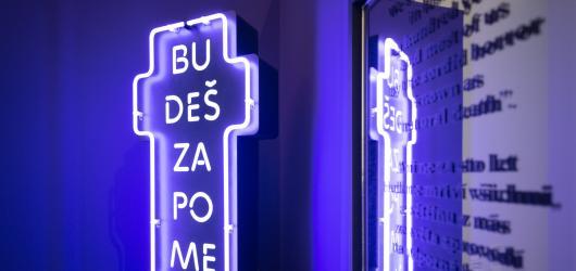 Viktor Karlík představuje způsob přemýšlení o literatuře prostřednictvím sádry a železa