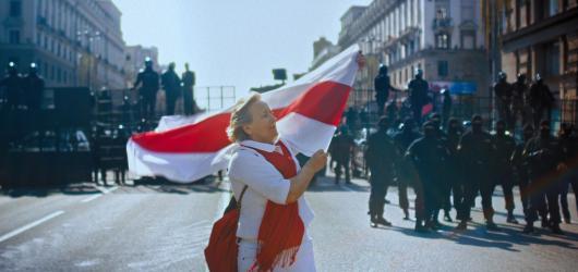Jeden svět zahájí dokument Kuráž o demonstracích v Bělorusku
