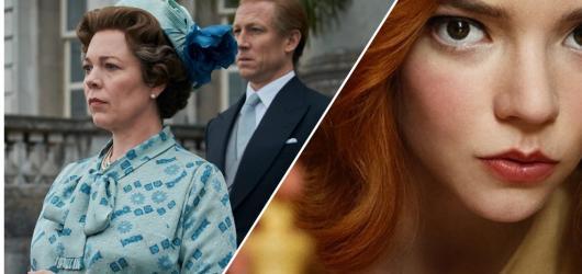 Netflix cenám Emmy nasadil Korunu. Čtvrtá řada úspěšného dramatu si odnesla 11 sošek