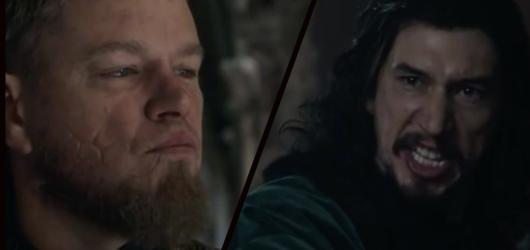 Matt Damon a Adam Driver spolu svedou Poslední souboj v režii Ridleyho Scotta