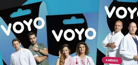 Vouchery ke sledování Voyo zakoupíte na patnácti stech místech v Česku