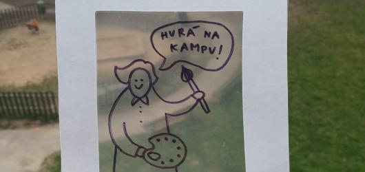 Interaktivní hra Musea Kampa: Vydejte se za rozsypanými obrazy Františka Kupky