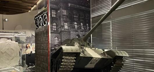 Národní muzeum otevírá největší stálou expozici novodobých dějin v Česku