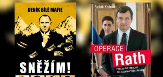 Jan Hřebejk chystá seriál Sněžím! podle knih investigativního novináře Radka Kedroně