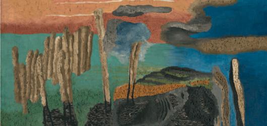 Velkou retrospektivu malířky alchymie a erotiky Toyen hostí Valdštejnská jízdárna