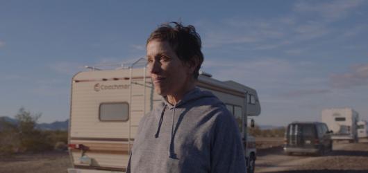 Země nomádů získala tři Oscary, sošky má Mank i Sound of Metal