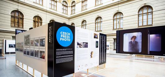 Czech Press Photo se blíží. Rozšířenou výstavu bude Národní muzeum hostit až do října
