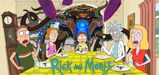 Seriál Rick a Morty se dočká páté řady. Premiérově zamíří na HBO GO již v červnu