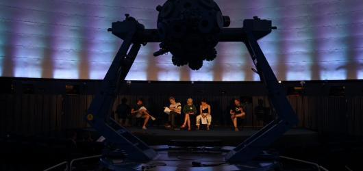 Divadlo v planetáriu, Fear Street nebo Divokej Bill. Přinášíme kulturní tipy na týden od 28. června do 4. července