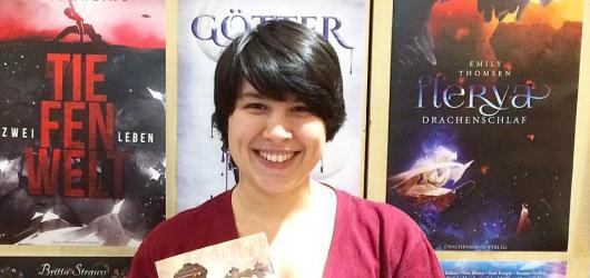 Na pražský HumbookFest dorazí německá bestselleristka Lin Rina