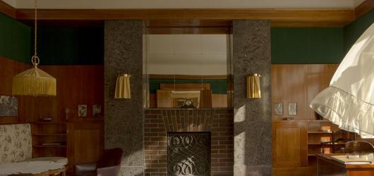 Do plzeňských interiérů Adolfa Loose se vrátí návštěvníci. Uvidí i běžně nepřístupné prostory