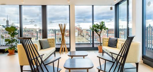 Open House Praha zve zdarma do luxusních hotelů, budoucí Kunsthalle i na nevšední výhledy na metropoli