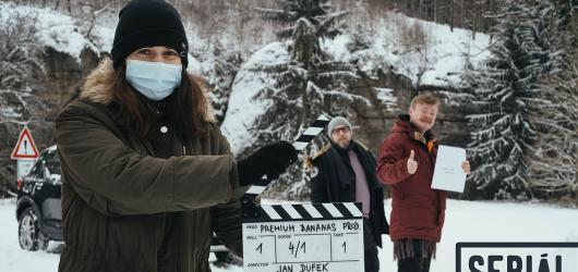 Jiří Mádl napsal experimentální seriál Hotel Kokořín pro televizi Seznam