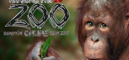 No Name, Rybičky 48, Dan Bárta a další umělci zahrají na podporu 20 zoo