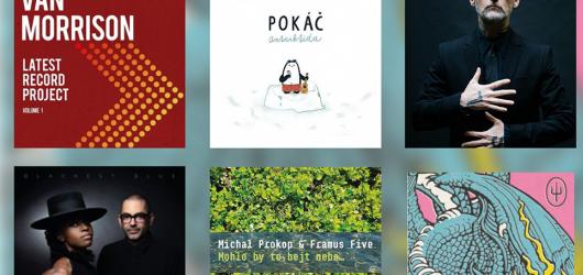 Nová alba v květnu: Twenty One Pilots, Morcheeba i Pokáč
