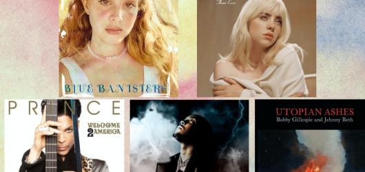 Nová alba v červenci: Lana Del Rey, Billie Eilish i G Herbo