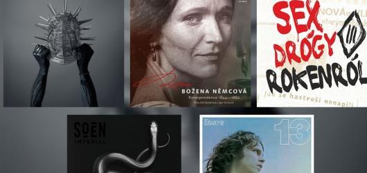 Nová alba v lednu: hudební vzory Tří Sester, dopisy Boženy Němcové i reedice The Doors
