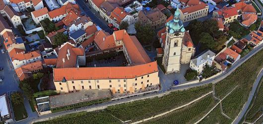 Muzikálová prohlídka zámku Mělník zavede diváky do běžně nepřístupných míst